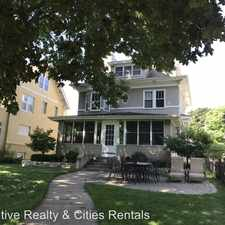Rental info for 4648 W Lake Harriet Parkway in the Fulton area