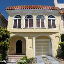 Rental info for 1504 18th Ave in the Golden Gate Heights area