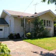 Rental info for 1032 SE 73rd Ave in the Mt. Tabor area
