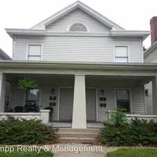 Rental info for 807-809 East Maple Street in the 47130 area