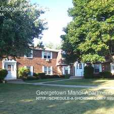 Rental info for 36-D Georgetown Drive in the 14617 area