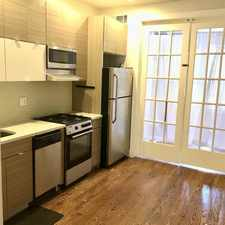 Rental info for 110 Rogers Avenue in the New York area