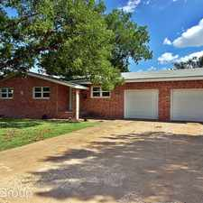 Rental info for 3111 39th St in the Lubbock area
