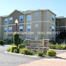 Rental info for 8434 Walerga Road #431 in the Antelope area