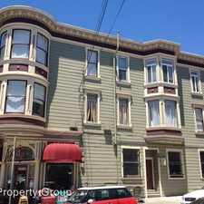 Rental info for 1395 - 1399 Church Street - 1395 #2 in the Noe Valley area