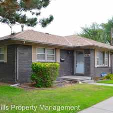Rental info for 624 N Caddy Lane in the Wichita area