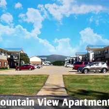 Rental info for Mountain View Apartments in the Oxford area