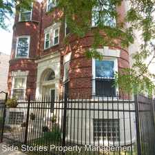 Rental info for 4745-47 S St Lawrence Ave in the Bronzeville area