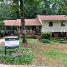Rental info for 849 Marion Lane in the Huffman area