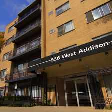 Rental info for 536 W. Addison