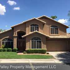 Rental info for 16237 S 13th Street in the Foothills Golf Club area