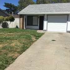 Rental info for 8017-8019 Zenith Drive in the Antelope area