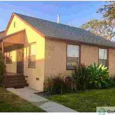 Rental info for 1213 E 119th St in the Watts area