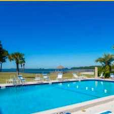 Rental info for 2BR 2BA 980SF Furnished Condo in Waterfront Community