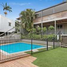 Rental info for Great for entertaining with pool in the Balmoral area