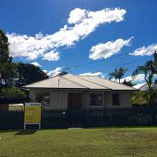 Rental info for THREE BEDROOM REFURBISHED HOUSE IN SOUGHT AFTER LOCATION! in the Brisbane area