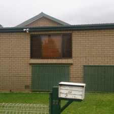 Rental info for 3 Bedroom Home with Charm in the Wollongong area