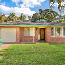 Rental info for DEPOSIT TAKEN BY TROY 0402 692 444. More homes needed urgently! in the Doonside area
