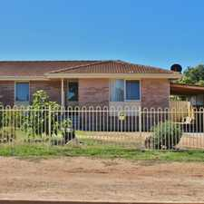 Rental info for TIDY 4 BEDROOM HOME WITH SOLAR! in the Murray Bridge East area