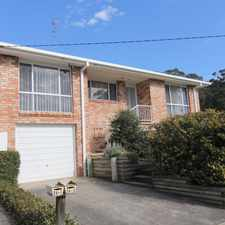 Rental info for Generous Home -Water Views - Garden Maintenance Included in the Central Coast area