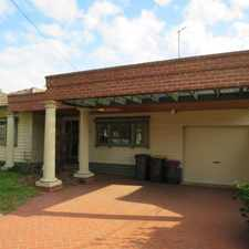Rental info for WELL PRESENTED AND SPACIOUS HOME IN CENTRAL OAKLEIGH