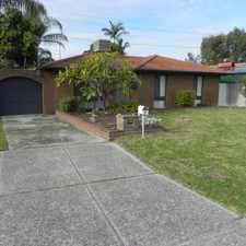 Rental info for Renovated and ready for you to move in in the Perth area