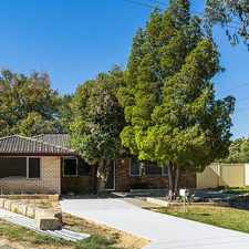 Rental info for Rare 5 Bedroom in Forrestfield