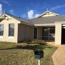 Rental info for Need more room?? in the Perth area