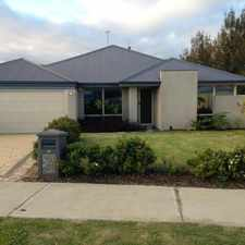Rental info for FAMILY HOME!!!!! in the Perth area