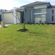 Rental info for MODERN FAMILY HOME - SUPERB LOCATION in the Beeliar area