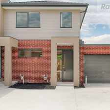 "Rental info for Modern, conveiniently located two bedroom Unit ""UNDER APPLICATION"" in the Melbourne area"