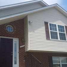 Rental info for 13110 5th Street in the Bowie area