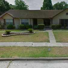 Rental info for 2322 Autumn Springs Ln in the Houston area