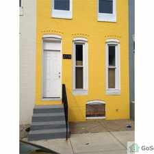 Rental info for Newly Renovated 2 Bedroom Home Available August 1st! in the Mondawmin area