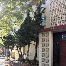 Rental info for 137 Montecito Avenue - 204 in the Downtown area