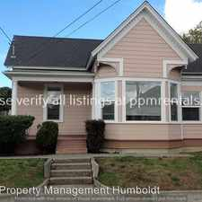 Rental info for 1417 7th st. #A