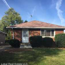 Rental info for 5300 E. 102nd St. in the Garfield Heights area