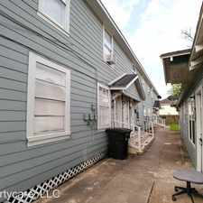 Rental info for 3126 Webster St., #3 in the Houston area