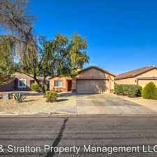 Rental info for 28573 N Epidote Dr