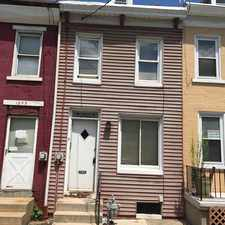 Rental info for 1211 Cotton St (WST) in the Reading area