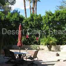 Rental info for Great Rancho Mirage Seasonal in the Rancho Mirage area