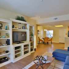Rental info for IMT Park Encino in the Encino area