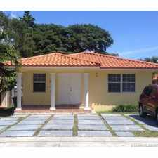 Rental info for 3377 Southwest 28th Terrace in the Miami area