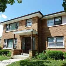 Rental info for 1199 E Singer Circle #5 in the Riverwest area