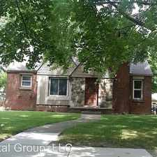 Rental info for 13914 Archdale in the Grandmont area
