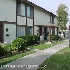 Rental info for 11036 Grant Way in the Anaheim area