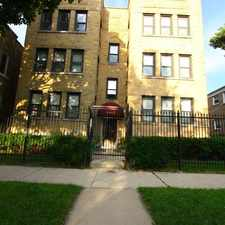 Rental info for 5621 N. Christiana Ave Apt 3 in the North Park area
