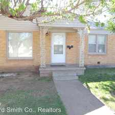 Rental info for 3609 Hughes St in the Amarillo area