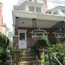 Rental info for 5027 Saul St. in the Frankford area