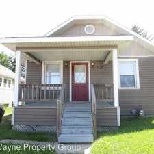 Rental info for 3927 S Clinton Street in the Fort Wayne area